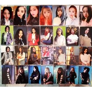 [PO] Dreamcatcher Escape The Era Official Photocards Set