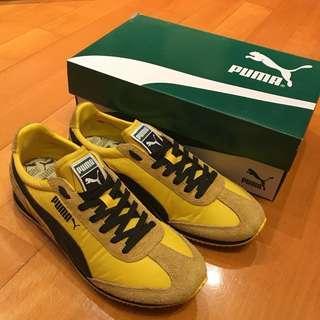 Puma vintage shoes suede clyde classics cortez daybreak waffle ld1000