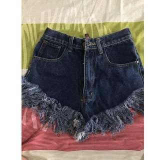 Punny Jeans sexy shorts