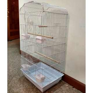 SOLD OUT* Large and Tall Parrot Cage