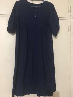 SM Woman Maternity/Nursing Dress, Medium
