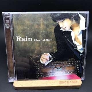 韓星 Rain 「Eternal Rain 」CD + DVD