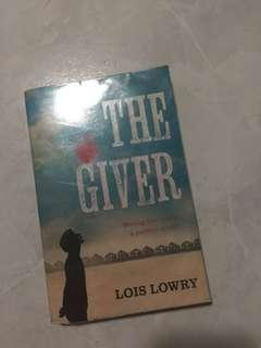 The giver (can be used for literature book)