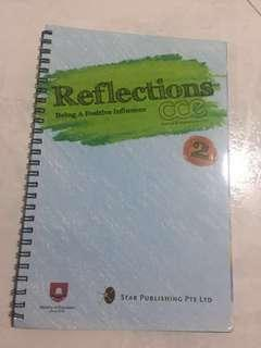 CCE 2  reflections (for sec 2)