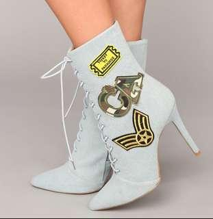 Flirty Flight Bootie Ladies shoes