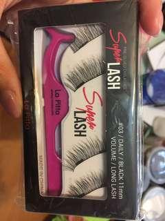 磁石 假眼睫毛 (免膠水)