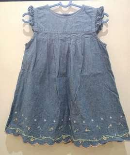Carter's Kids Denim Dress