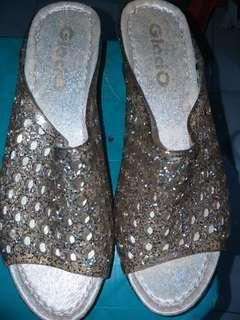 Jelly Shoes Glitter