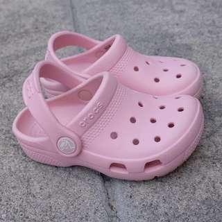 Crocs Clogs for Girls C8