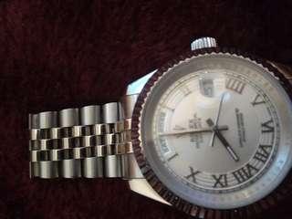 Jual jam tangan pria ROLEX day date