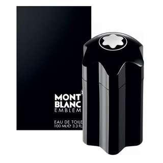 Mont Blanc Emblem EDT for Men (100ml/Tester/Giftset) MontBlanc Black