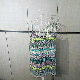 Miss selfridge spaghetti strap top