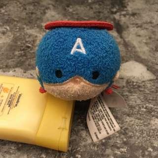 Disney Marvel Captain America Tsum Tsum 🇺🇸美國隊長