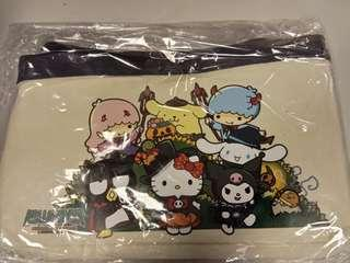U Magazine 673期別注版「Sanrio characters日系巨型收納袋」連雜誌