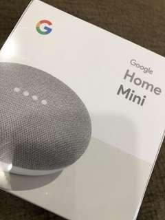 BNIB - Google Home Mini