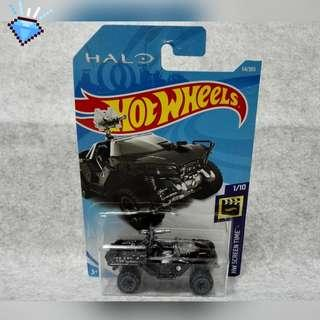 """Hotwheels """" Oni Warthog """" Car"""