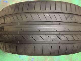 245/35/19 CONTINENTAL CSC 5  Tyres On Offer Sale