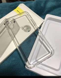 iPhone X/xs /xs max /xr transparent case