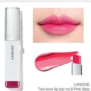 🚚 Laneige Two Tone Lip Bar #single11