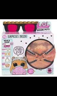 Lol biggie pets wave 1