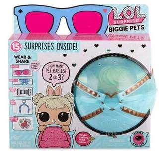 Lol biggie pets wave 2