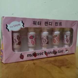 💓 Mousse Candy Tint SET 🦄