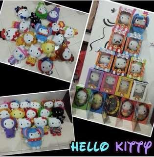 Hello Kitty Mcd collection