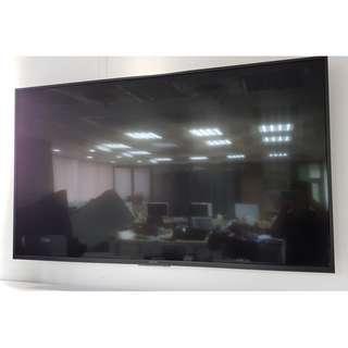 Sony KD-65X7500D - 65 型4K 高畫質數位液晶電視。原價八萬,九成新二手轉讓五萬元~