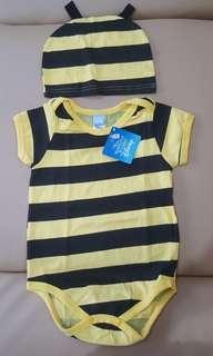 Sz80_Disney jumper kostum lebah