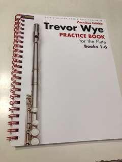 Trevor Wye Practise Book