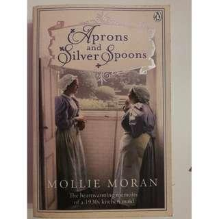 🚚 APRONS AN SILVER SPOONS (MOLLIE MORAN)