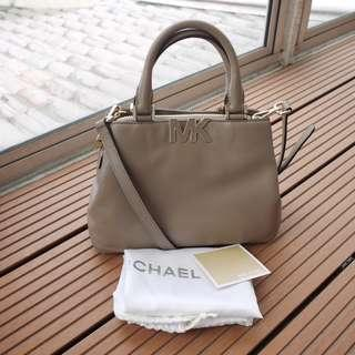 Micheal Kors Small Satchel Mink Leather Small