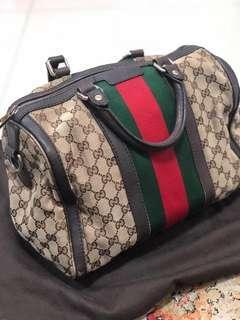 Gucci Boston vintage
