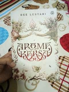 Novel Aroma Karsa by Dee Lestari (Original)