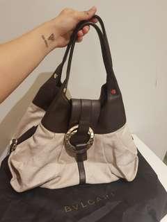 BVLGARI Chandra Shoulder Bag