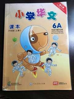 Chinese Textbook 6A