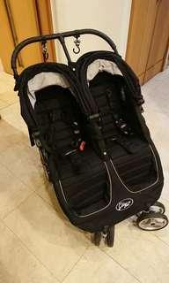 City Mini Double Stroller