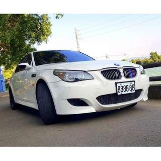 06/7 BMW E60 M5