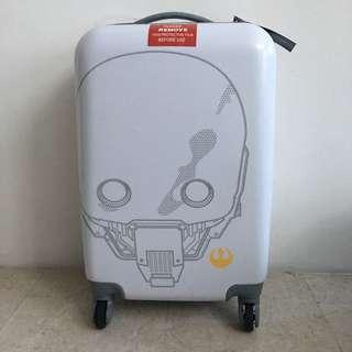 """Star Wars luggage 20"""""""