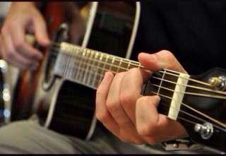 Private Guitar Lesson