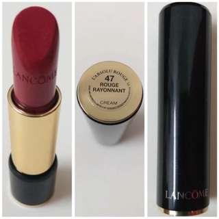 Lancome L'absolu Rouge 47 Rouge Rayonnant