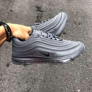 FREEPOS😘Nike Airmax 97 Grey