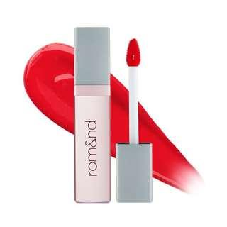 Romand Juicy lip Tint in Summer Scent