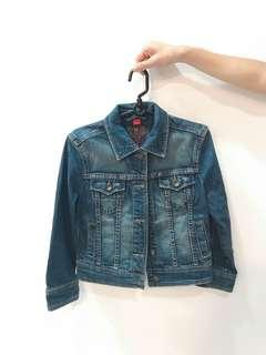 ESPRIT Blue Denim Jacket brand new with tag