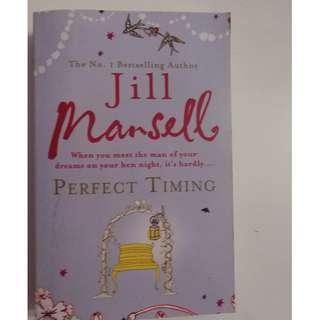 🚚 PERFECT TIMING ( JILL MARSELL)