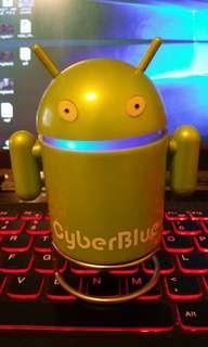 Android 安卓機械人 Bluetooth 藍牙喇叭
