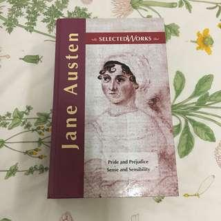 Jane Austen's Selected Works