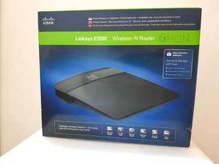 Cisco Wireless-N Router Linksys E1200