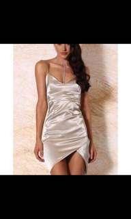Meshki silk dress