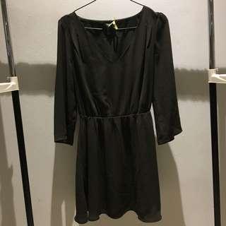 Forever 21 Dark Oliv Dress